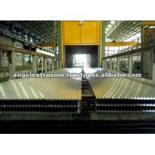 Aluminium profile aging oven