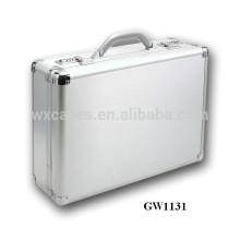 Mallette ordinateur portable solide et portable en aluminium de haute qualité de Chine usine