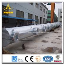 Transmisión de potencia de acero eléctrico Tubular Pole