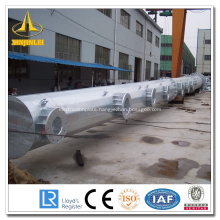 Power Transmission Electrical Steel Tubular Pole