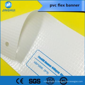 Bannière PVC / Vinly extérieure pour les publicités de promotion Bannière