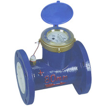 Lxl-80e~200E Woltman type wet water meter