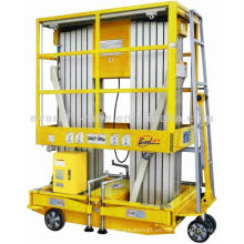 Plataforma de trabajo aérea de la plataforma de trabajo aérea de 4-22m de aluminio tijera
