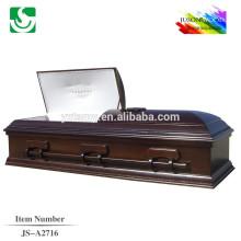 Twist lin Darkbrown cercueil juif