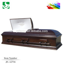 Twist lin Darkbrown Jewish casket