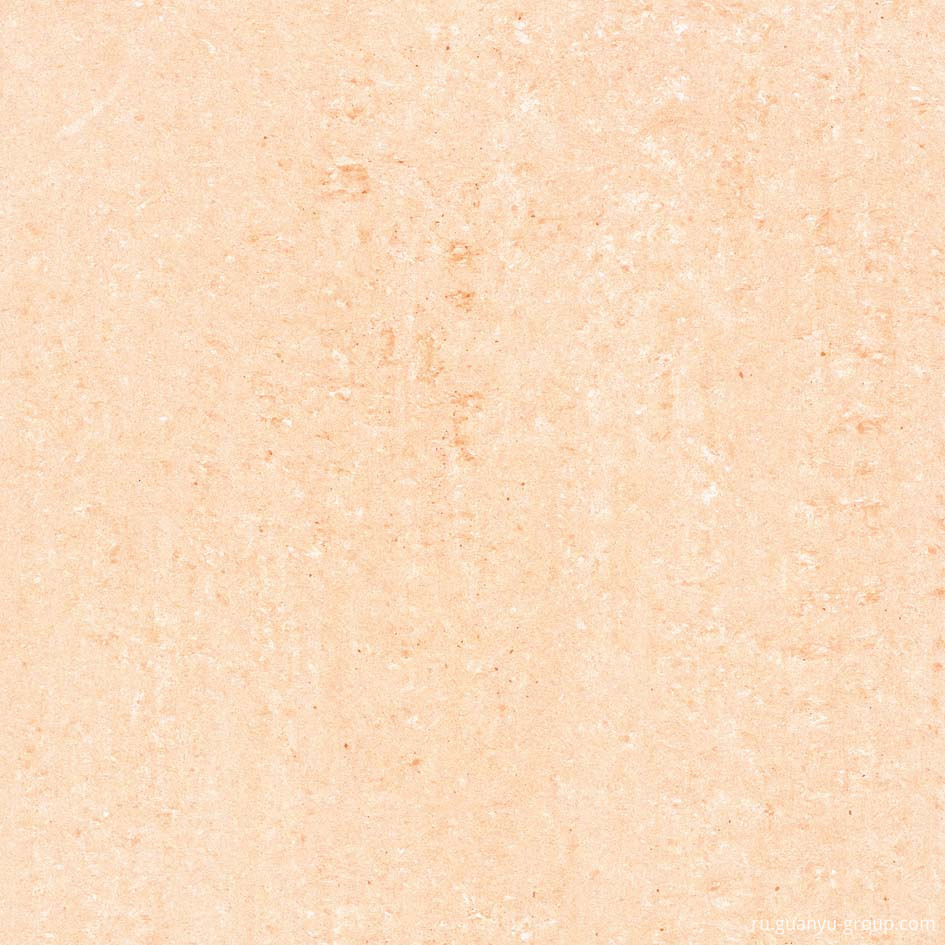 Orange Double-Loading Polished Porcelain Tile