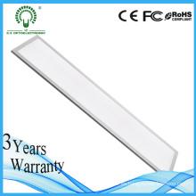 Ahorro de energía Rectángulo Plano de techo LED Panel de luz 1200X300