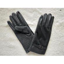 anspruchsvolle hochwertige Frauenhandschuhe mit Touchscreen