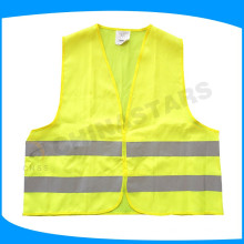 new safety wearing reflective material clothing