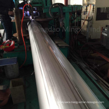 ERW Stainless Steel Welded Tube JIS G4312, Suh409L Application for Exhaust Pipes