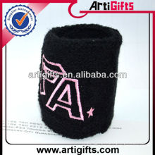 Custom logo fashion bulk sweatbands