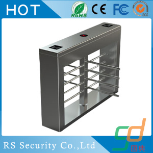 Customized Entry Exit  Half Height Turnstile
