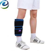 Heath Care Available Sample Soft tissue injury Ice Pack Calf Wrap for Adult Calf