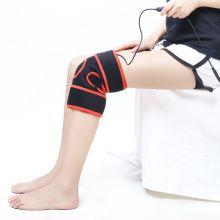 Physiotherapie batteriebetriebenes elektrisches Knieheizkissen