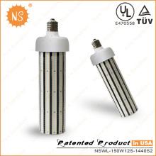Светодиодная 600W Металлическая галоидная замена 150W Светодиодная кукурузная лампа