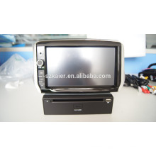 R16 Four Core android 4.4.2 --car dvd for peugeot 208 +OEM+mirrior link +TPMS+factory directly