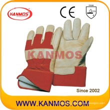 3m Thinsulate Cowhide Grain Leather Industrial Safety Warm Winter Work Gloves (12301)