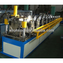 Full-automatic YTSING-YD-0354 Pass CE&ISO Authentication Ridge Cap Cold Roll Forming Machine