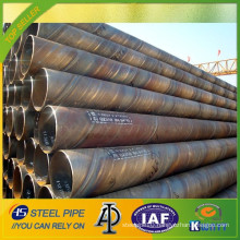 Spiral Welded Pipe/ Welded Tube/Helical-Weld Pipe
