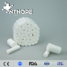 factory hot sales dental cotton gauze roll