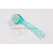Long Green Handle Cleaning Brush
