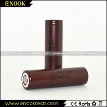 lg 18650 chocolate li-ion battery 3000mah