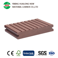 Solid WPC Outdoor Flooring (HLM37)