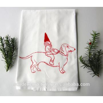 toalla de cocina de navidad al por mayor