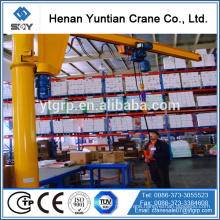 Workshop Lifting Machine Slewing Jib Crane, Best Jib Crane Price