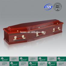 Porta-papel de cedro LUXES caixões de madeira de estilo australiano on-line