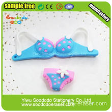 Promotie Beautiful Girl Cloth Dressing Erasers