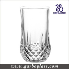10oz Elegant Engraved Glass Tumbler in Stock