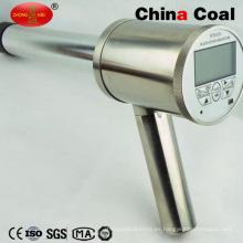Medidor de radiación de rayos gamma Nt6101 de alta sensibilidad