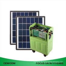 Solargenerator vom Gitter-5000 Watt-Sonnenkollektor-System