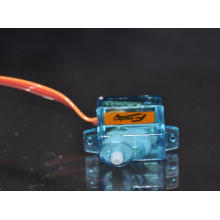 Hight Speed ​​6g engrenage en plastique Micro Servo