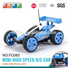 4CH à petite échelle télécommande voiture jouet haute vitesse voiture rc drift 27MHz / 40MHz avec EN71/ASTM/EN62115/6p
