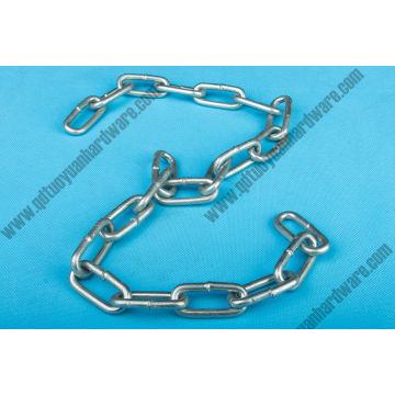 Ordinary Mild/Medium Steel Link Chain in Rigging