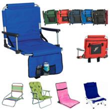Cadeira de praia de alumínio dobrável exterior da areia baixa (SP-135)