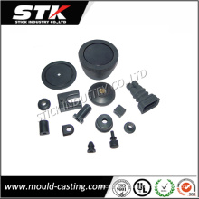 Hot Pressing Silicon Rubber Plastic Injection Molding Parts for Industrial