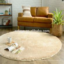 moquette de tapis shaggy plain moelleux moderne