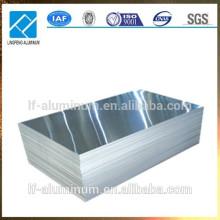 Hochreflektierendes Aluminiumblech und Platte