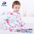 2018 new item washable 47 x 47 inch cotton newborn baby blanket