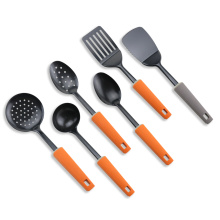 6PCS Spray Paint Stainless Steel Cooking Utensil Set