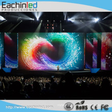 Stage Background P4 Indoor Rental Led Video Wall Panel For Event Rental Business Be distinguished by its design, P3.9 Indoor event audio visual equipment LED video walls are consisted to be the best event production on the market.