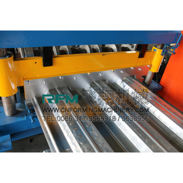 Hot Sale Deck Floor Roll Forming Machine