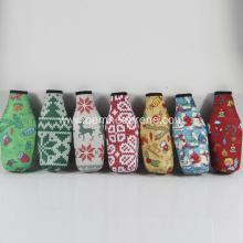 Promotional Christmas Various Neoprene Beer Coolers