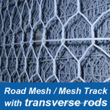 Road Mesh / Mesh Track with Transverse Rods (HP-HEXAGONAL0101)