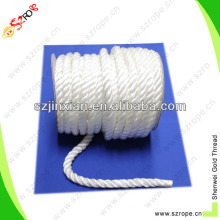 twisted pp split film cord/rope
