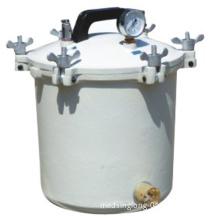 Portable Pressure Steam Sterilizer with Aluminum (MSLPS04)