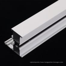White Powder Coated Thermal Break Extruded Aluminium Profile